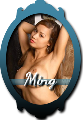 Can't get much hotter than a naked Ming.